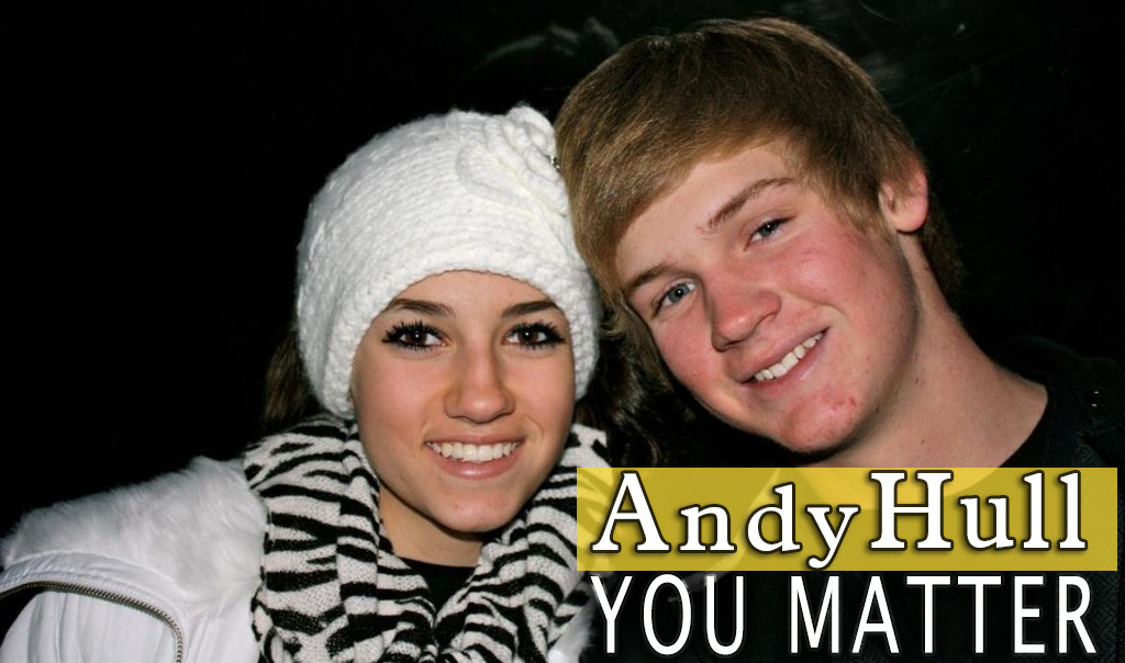 Andy Hull – April 10th, 1996 to Dec 11th, 2012