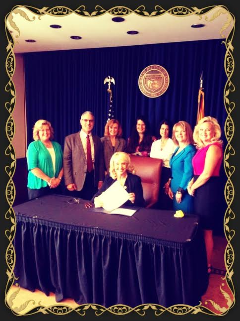 HB2605 Bill Signing Ceremony