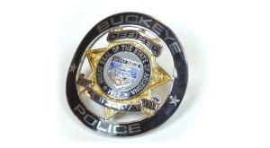 Buckeye Police Badge